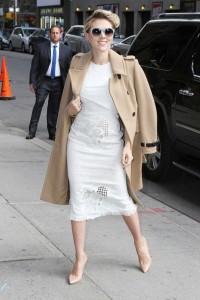Las celebridades mejor vestidas de la Semana