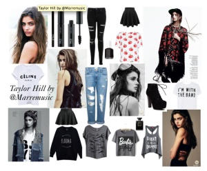 Look del día- Taylor Hill