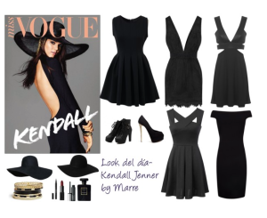 Look del día Kendall Jenner by Marre