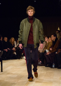 Burberry Menswear January 2016 Collection - Look 17