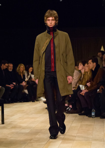 Burberry Menswear January 2016 Collection - Look 19