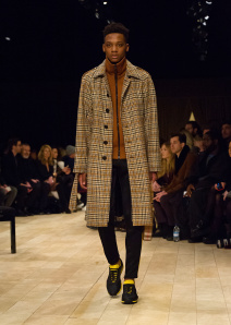 Burberry Menswear January 2016 Collection - Look 30