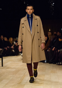 Burberry Menswear January 2016 Collection - Look 31