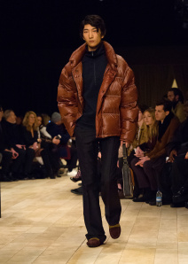 Burberry Menswear January 2016 Collection - Look 34