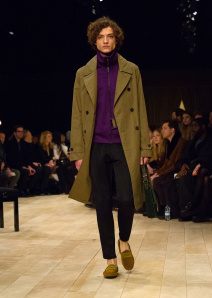 Burberry Menswear January 2016 Collection - Look 37