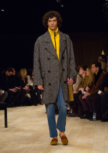 Burberry Menswear January 2016 Collection - Look 49