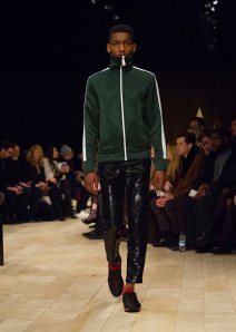 Burberry Menswear January 2016 Collection - Look 53